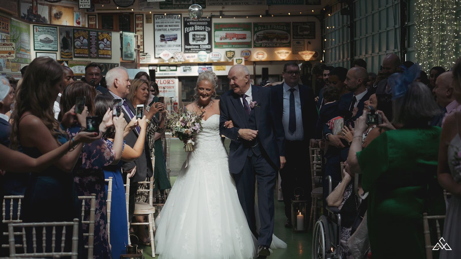 Best Buckinghamshire Wedding Videographer Fawley Hill