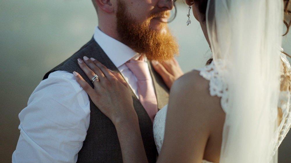 Norfolk Wedding Videographer Sussex Barn Sophie Steven