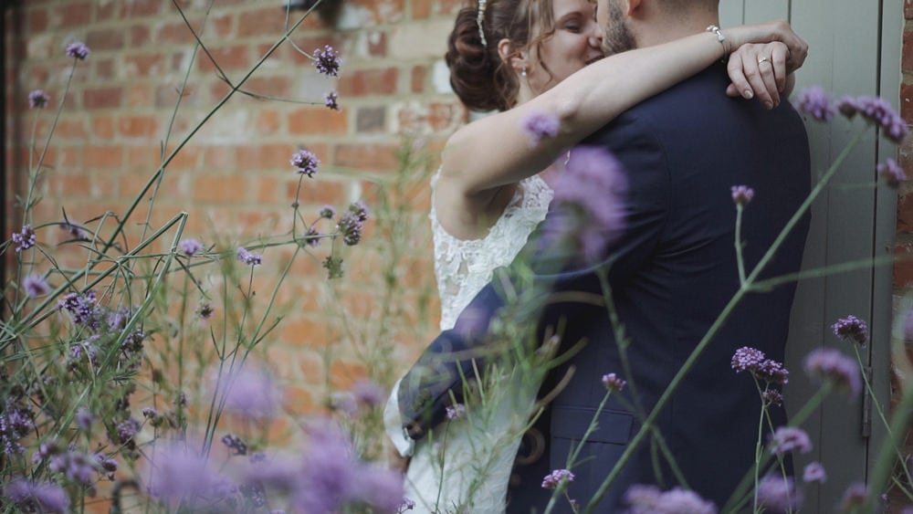 Suffolk Wedding Videographer Easton Grange Charlotte Daniel