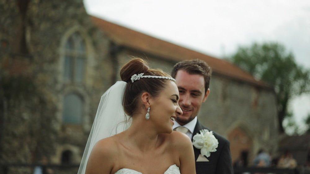 Norfolk Wedding Videographer Langley Abbey Amy Liam