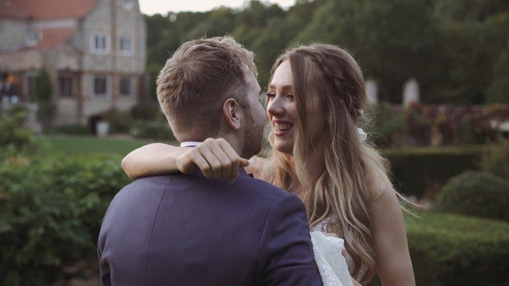 Norfolk Wedding Videographer Voewood Steph Ben