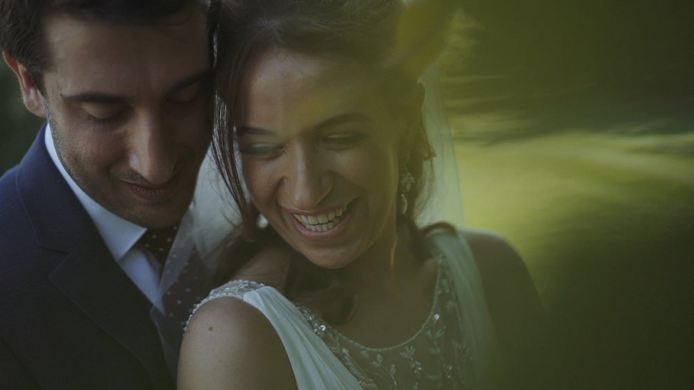 London wedding videographer laura joe