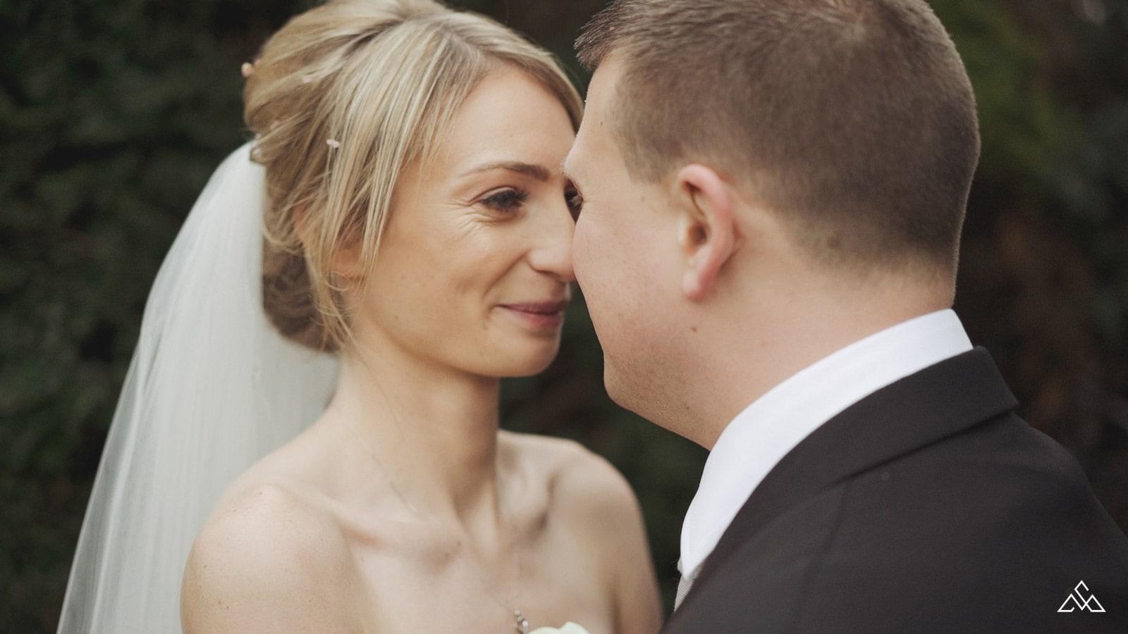 Winter Hengrave Hall Wedding Video Kirstie and Adam