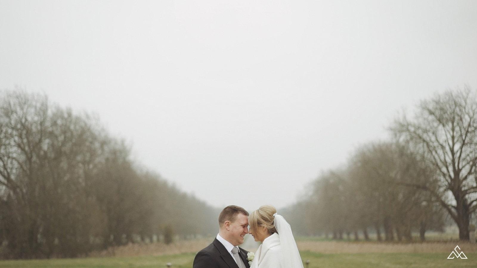 Suffolk Wedding Videographer Hengrave Hall