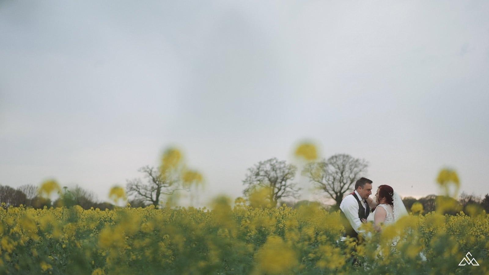 Great Melton Rectory Wedding Film Kerry and Dan
