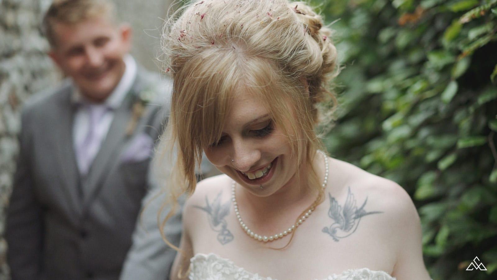 Norfolk Wedding Videographer Swanton Morely House