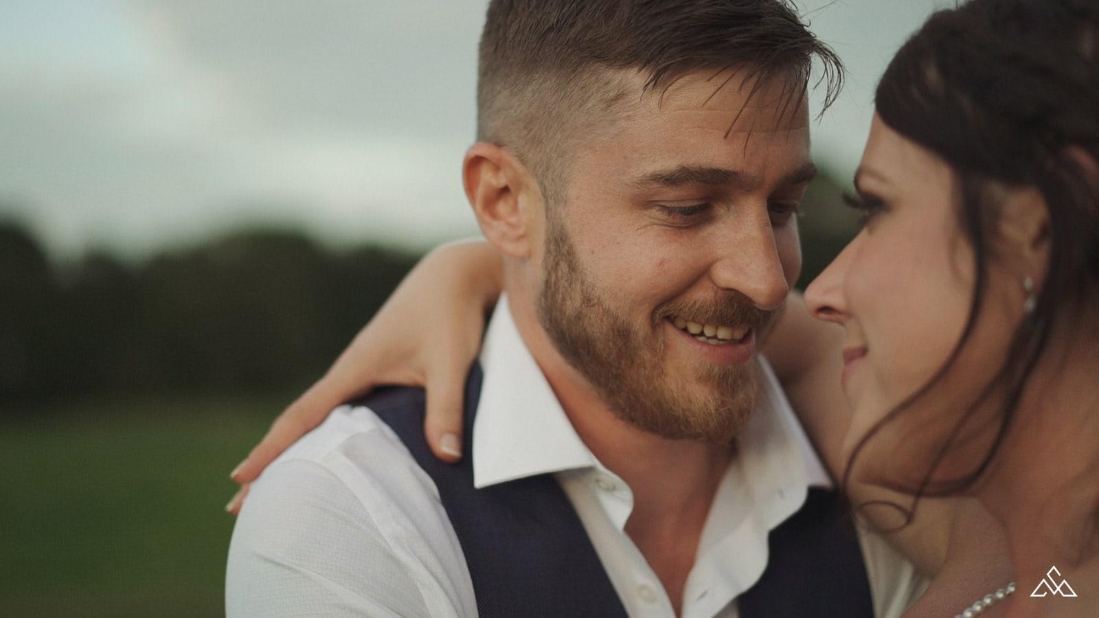 Norfolk Wedding Videographer Langley Abbey
