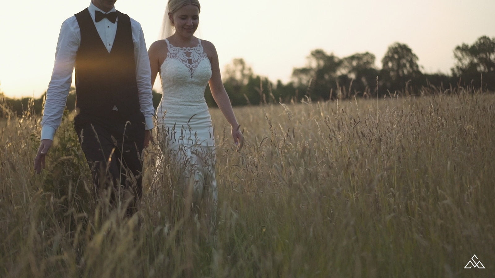 Hockwold Hall Wedding Films Lauren and Ashley