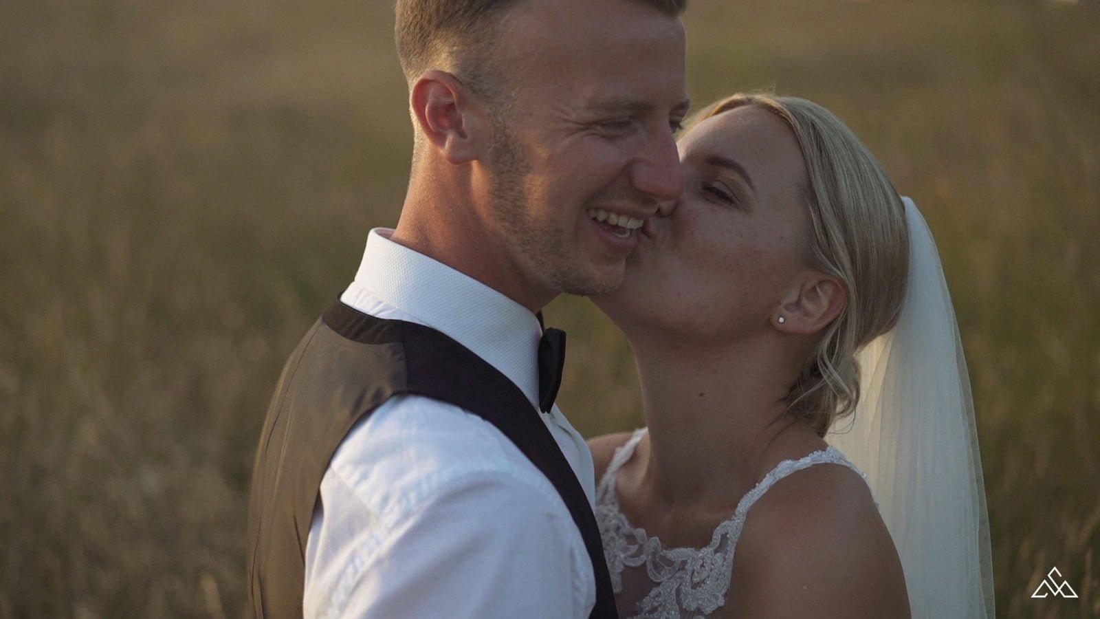 Norfolk Wedding Videographer Hockwold Hall Lauren and Ashley