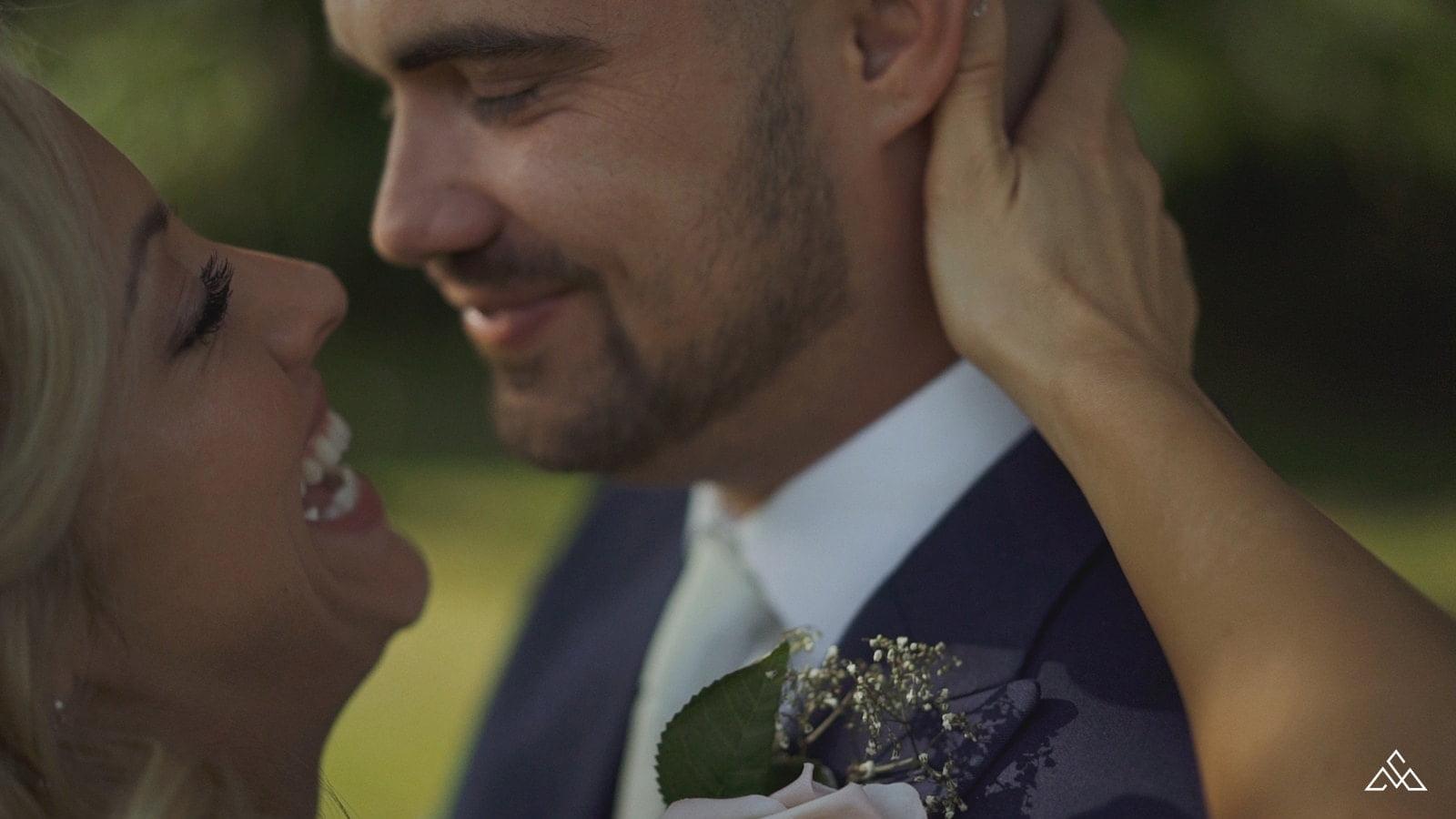 Barnham Broom Wedding Film Victoria and Toby