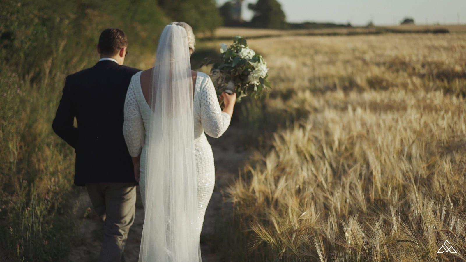 Fishley Hall Wedding Video Laura and Richard