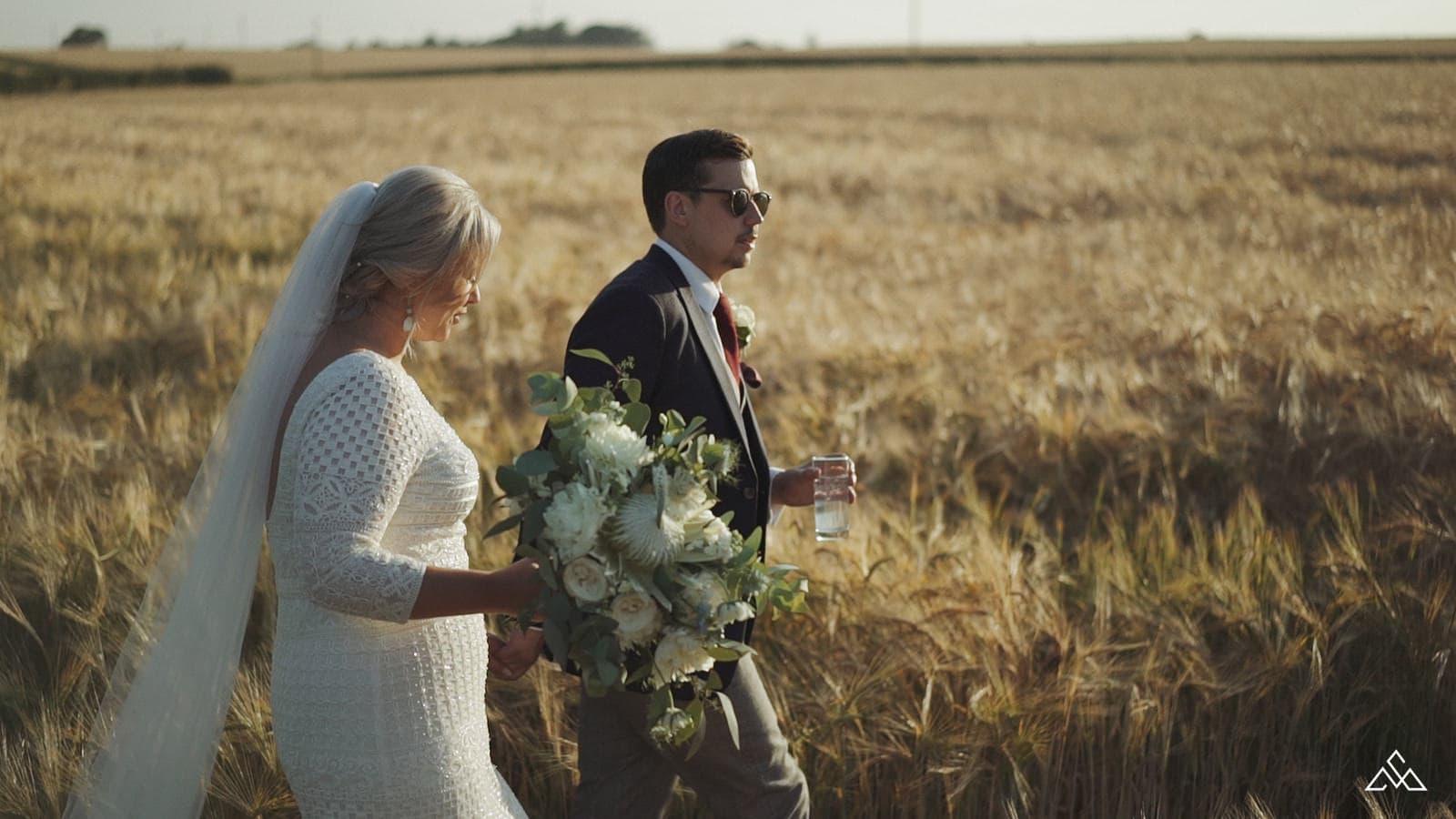 Fishley Hall Wedding Film Laura and Richard