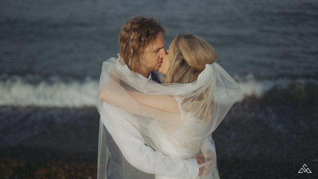 Suffolk Wedding Videographer Thorpeness country club gemma mark