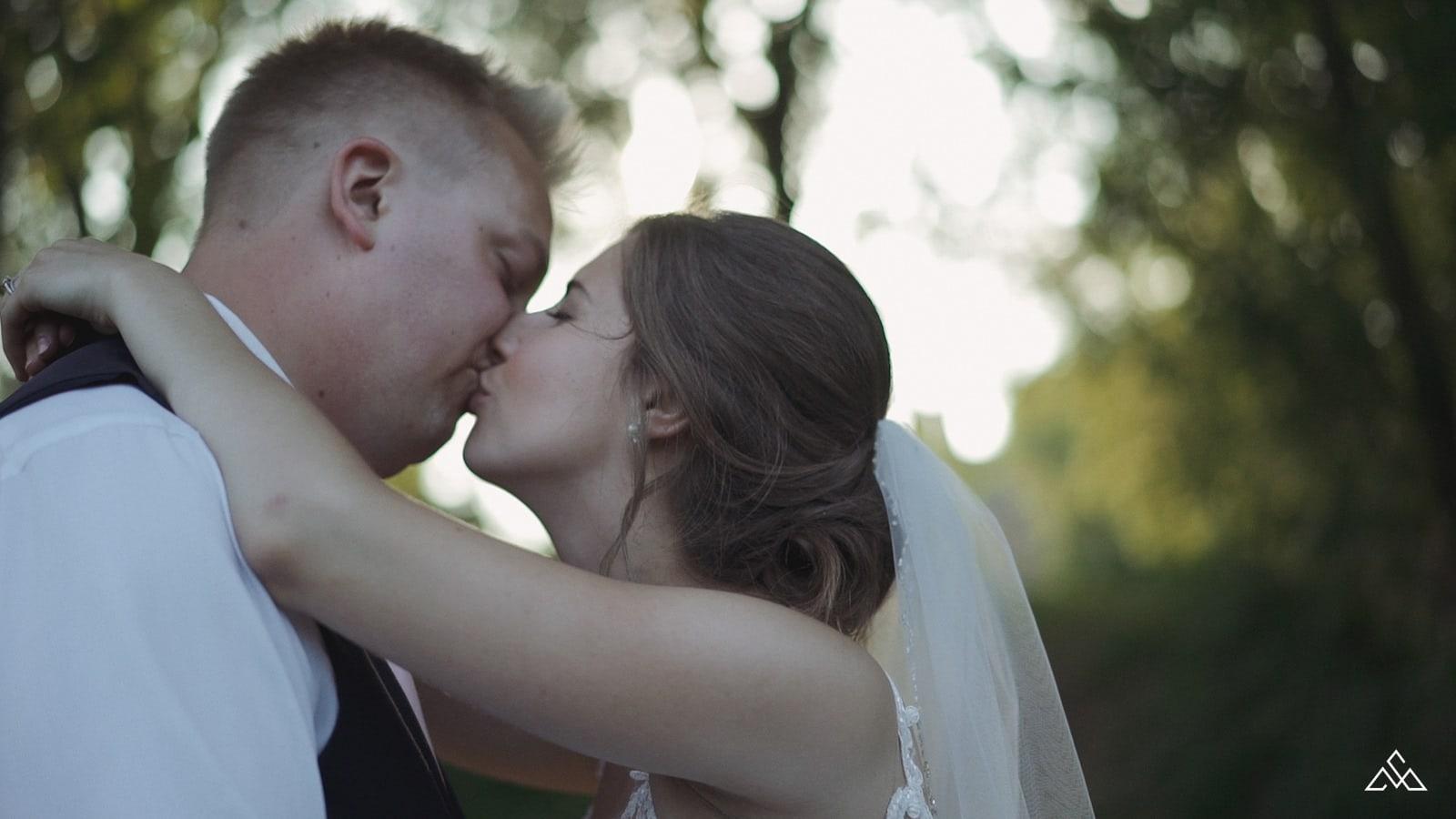 Kelham Hall Wedding Film Amanda and Tom