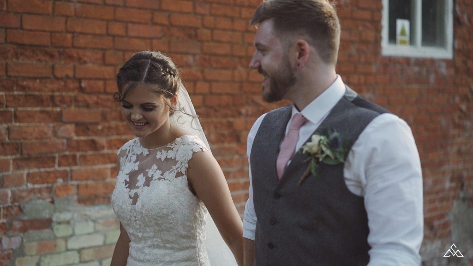 The Tudor Barn Belstead Wedding Film Lauren and Sam