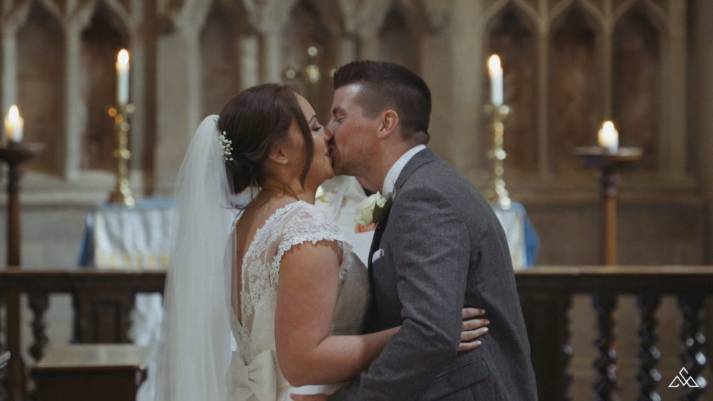 bedfordshire wedding videographer katy carl
