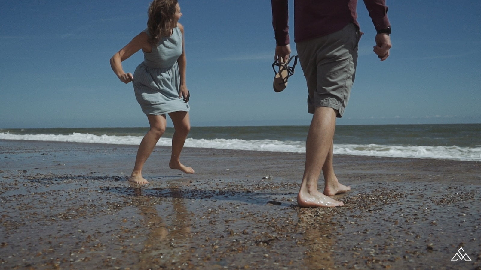 Norfolk Beach Engagement Video