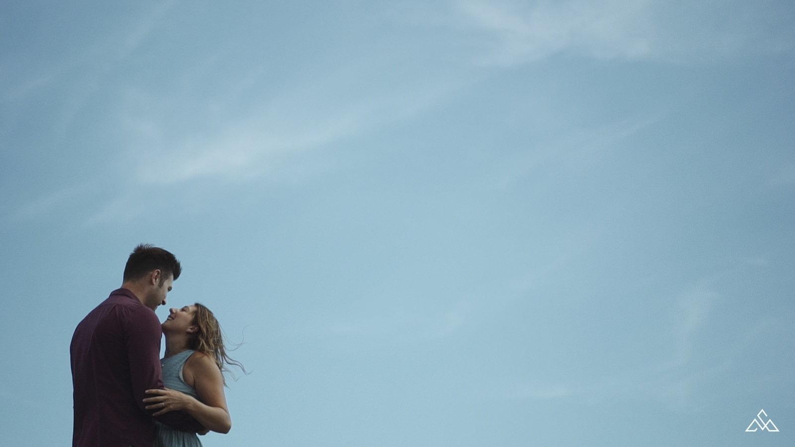 Norfolk Wedding Videographer Winterton Beach