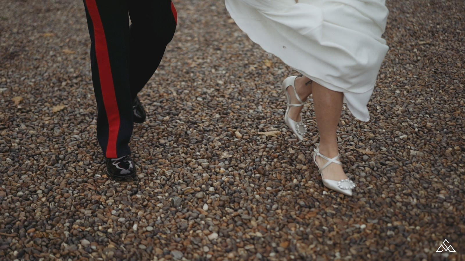 White Dove Barns Wedding Video Mafalda and Sian