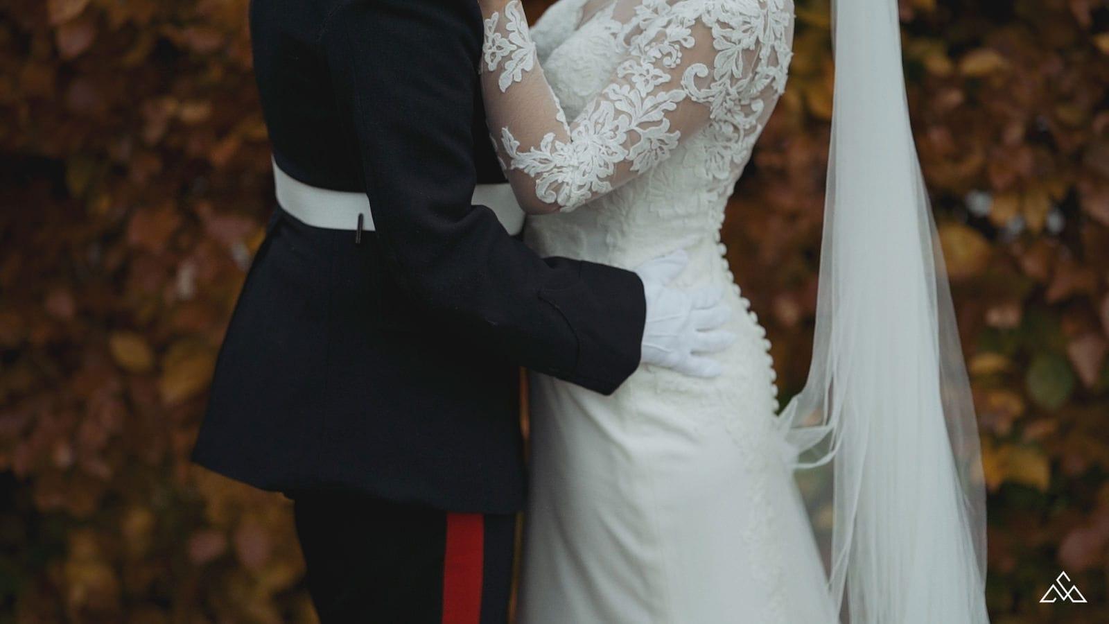 White Dove Barns Same Sex Wedding Mafalda and Sian