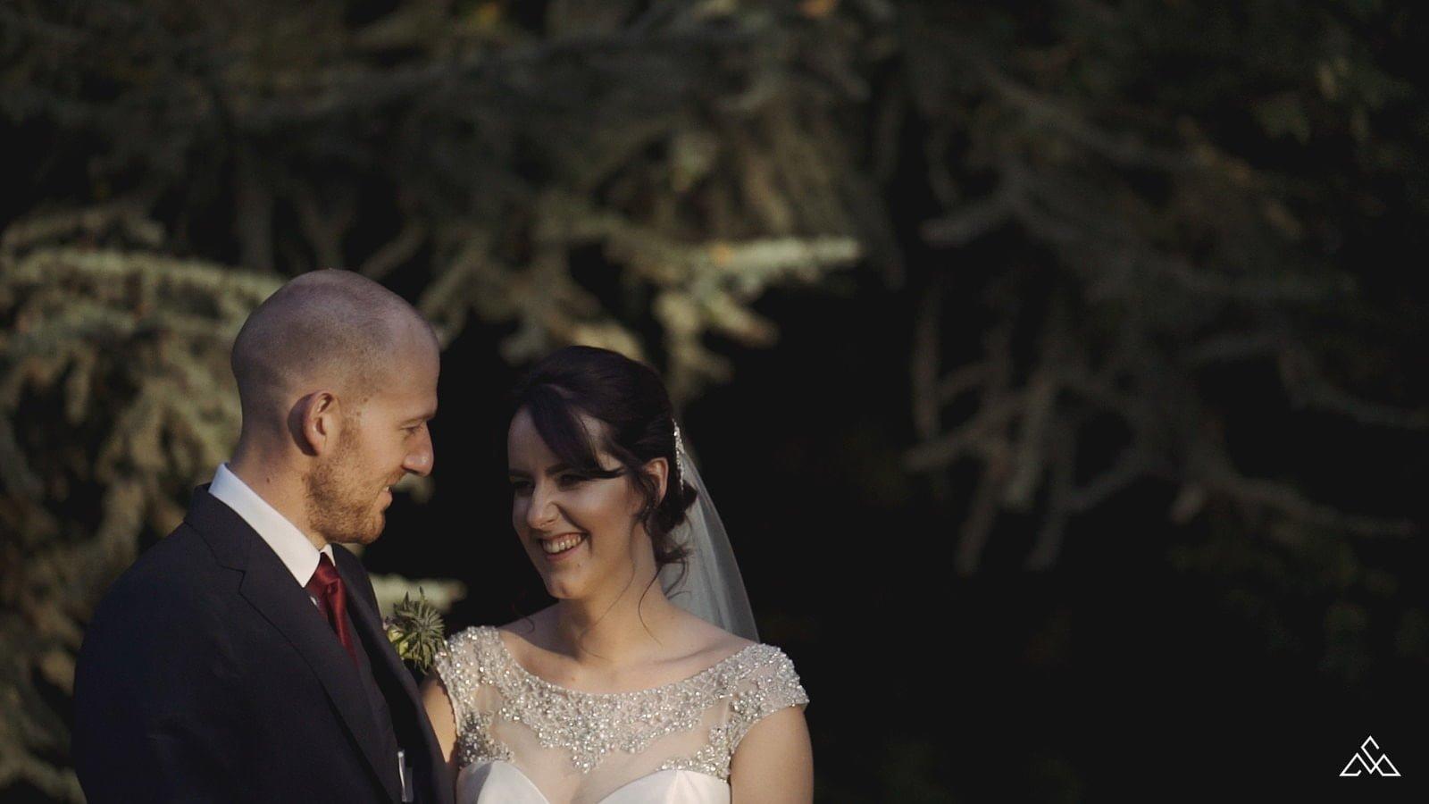 Swynford Manor Wedding Video Sian and Joe