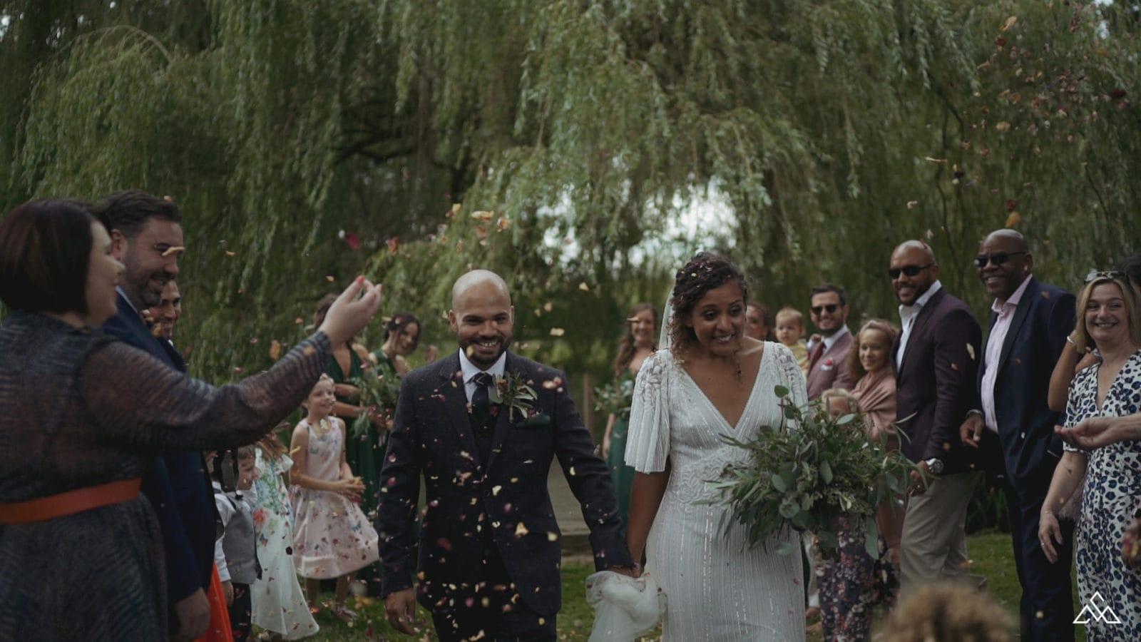 Happy Valley Wedding Video Nikitta and Neezam