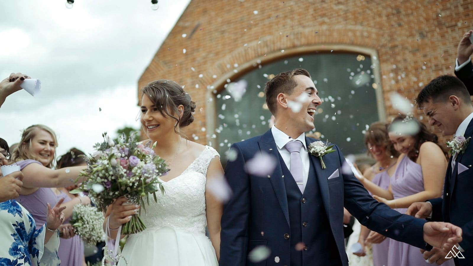Southwood Hall Wedding Venue Outdoor Ceremony