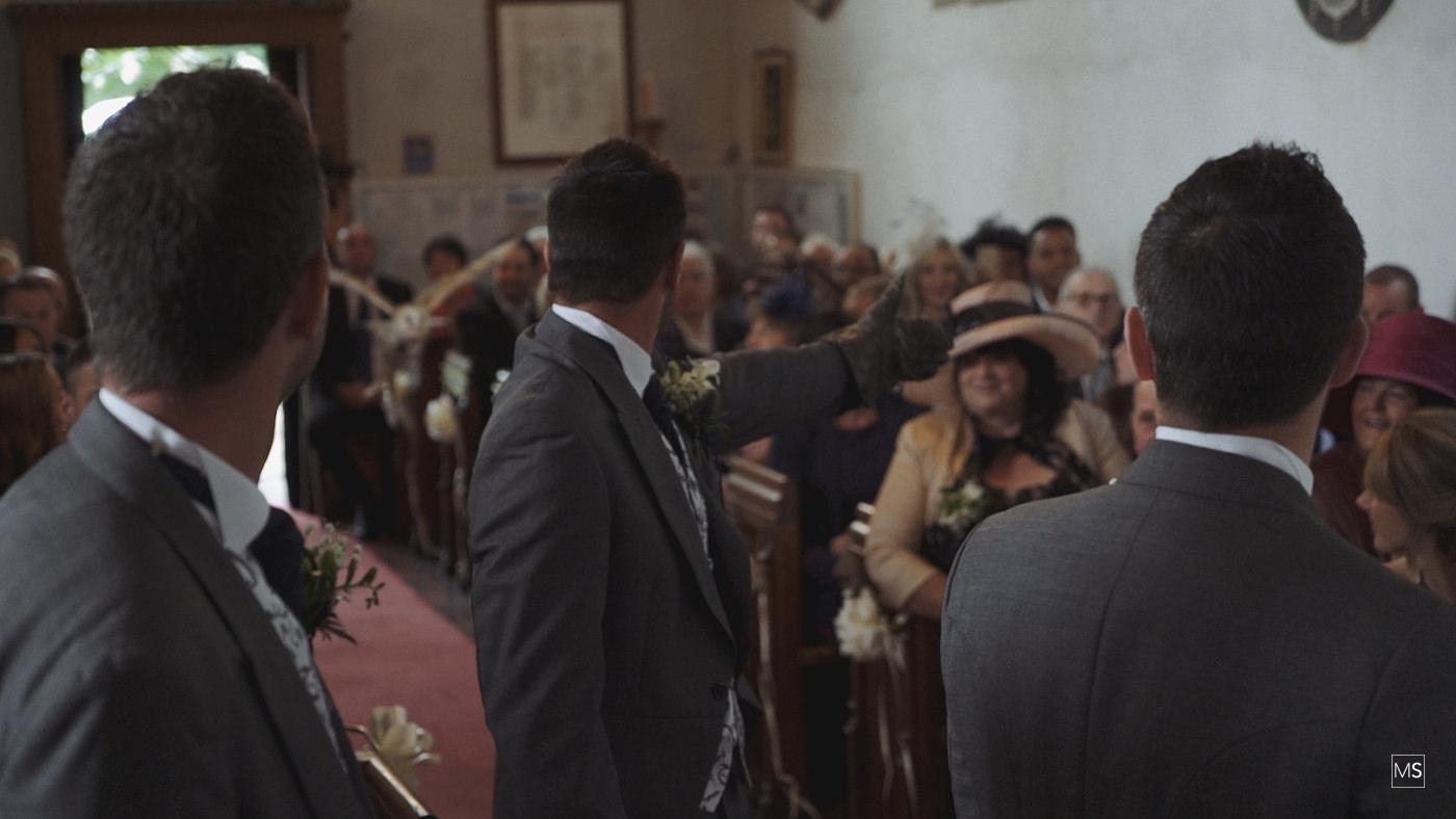 Mike Savory Award Winning Norfolk Wedding Videographer