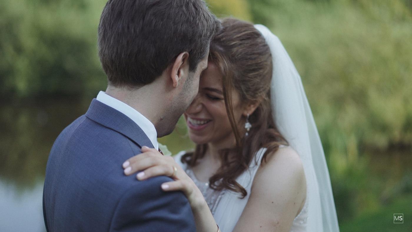 London wedding videographer Joe and Laura