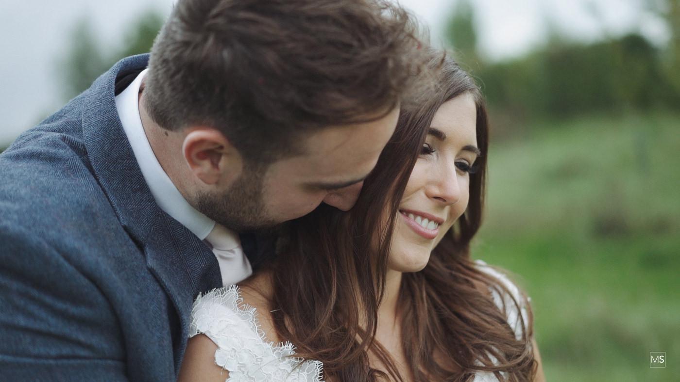 Hertfordshire Wedding Videographer South Farm Jade and Grahame