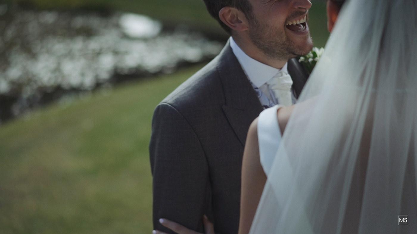 north norfolk wedding videographer sonia and craig