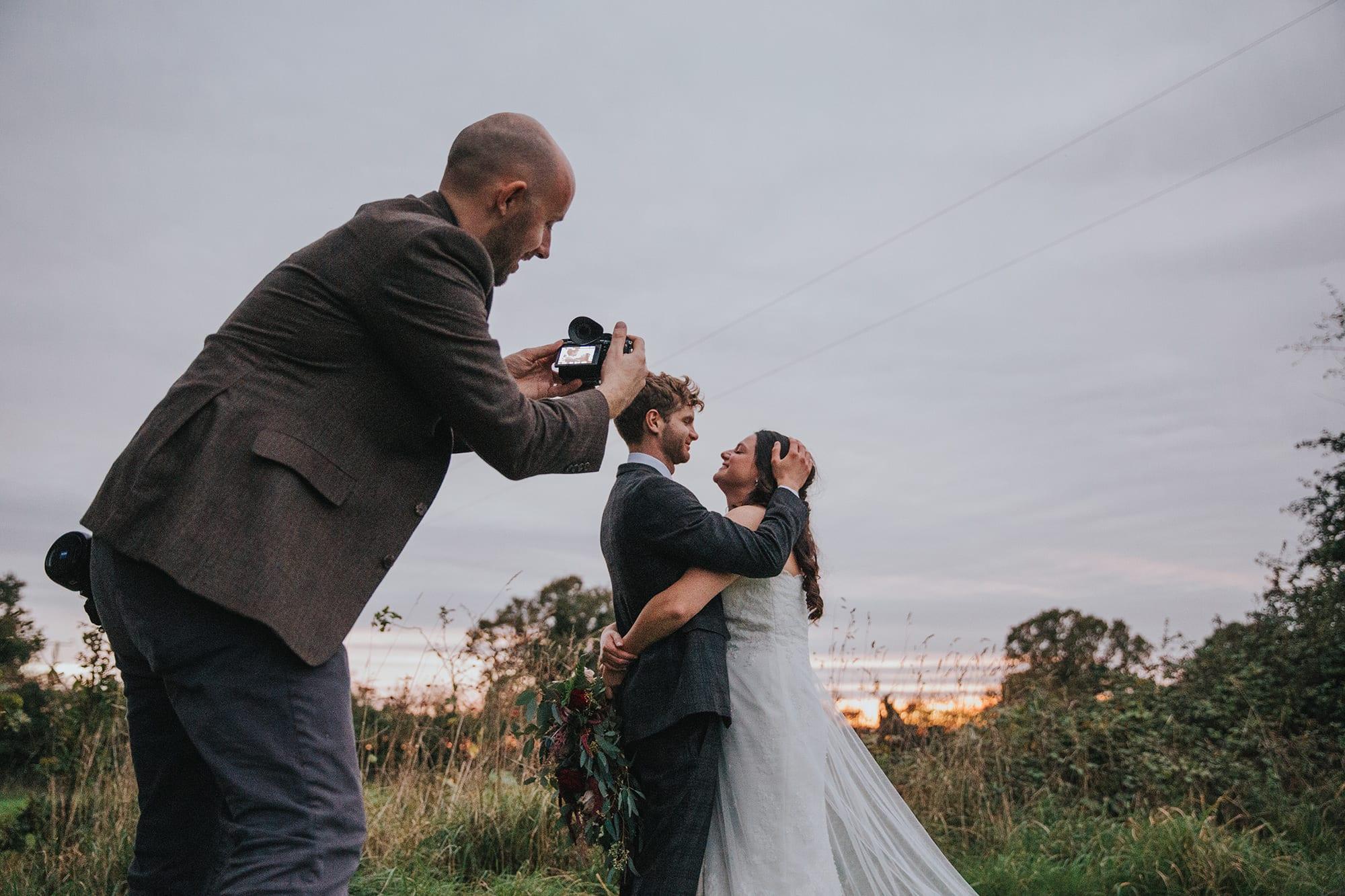 Norfolk Wedding Videographer Equipment