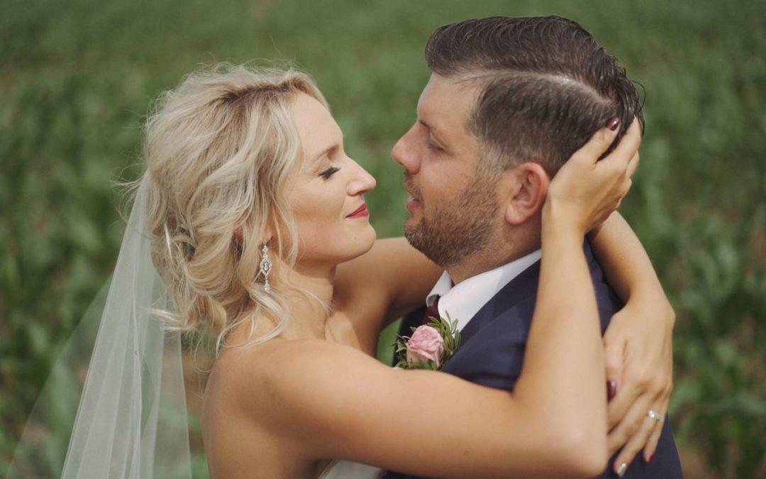 Jenni and Ricky's Wedding