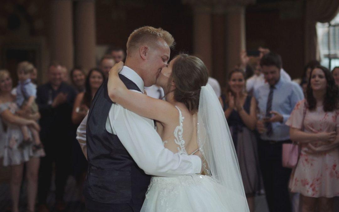 Kelham Hall Nottinghamshire Wedding Videographer