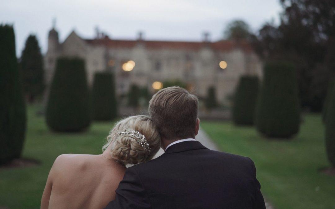 Hengrave Hall Suffolk Wedding Videographer
