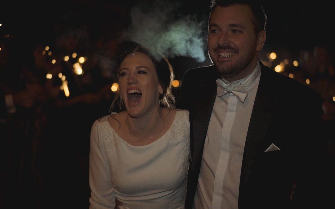 Langley Abbey Norfolk Wedding Videographer