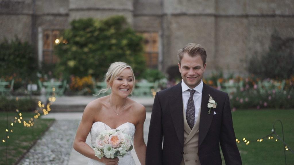 Hengrave Hall Wedding Videographer