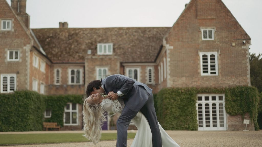 Hockwold Hall Wedding Videographer