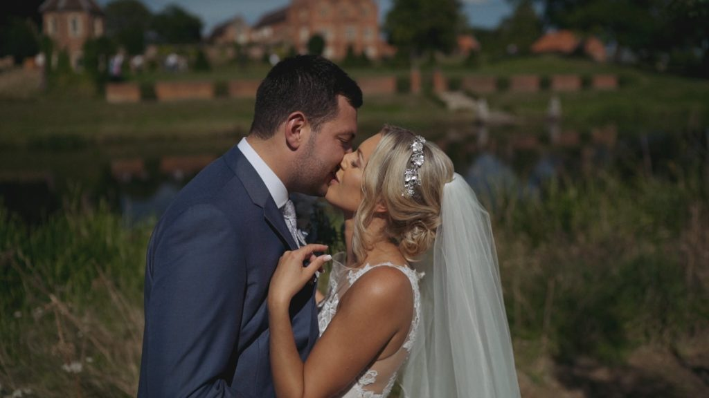 Oxnead Hall Wedding Videographer