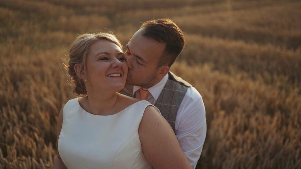 norfolk wedding videographer brasteds emily adam