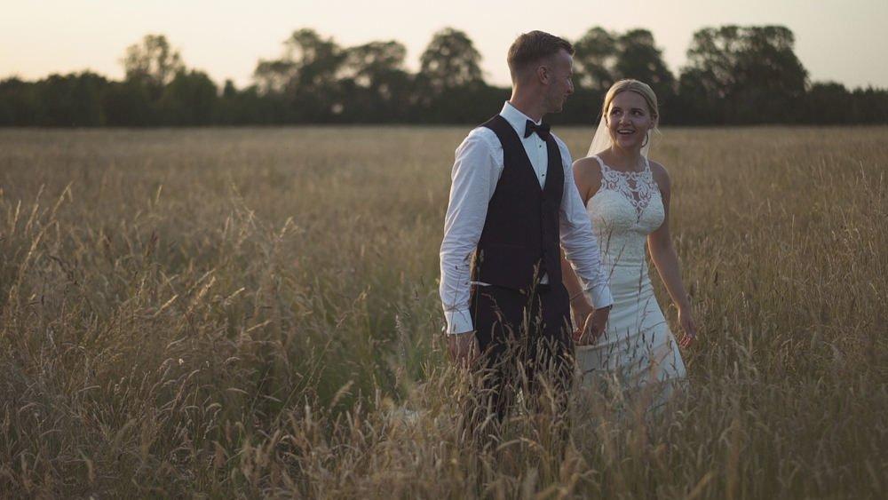 norfolk wedding videographer hockwold hall lauren ashley