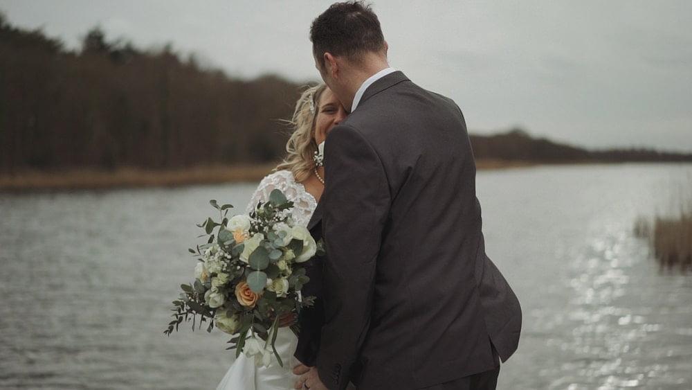 norfolk wedding videographer the boathouse tony elizabeth