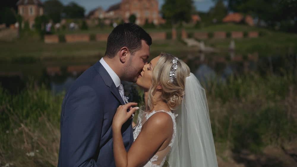 norfolk wedding videographer oxnead hall melissa michael