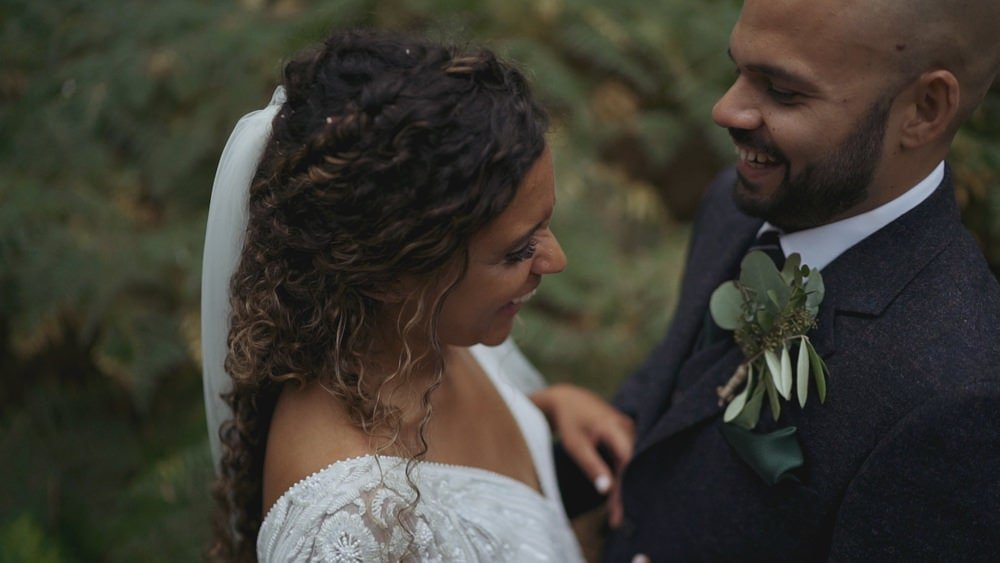 norfolk wedding videographer happy valley nikitta neezam