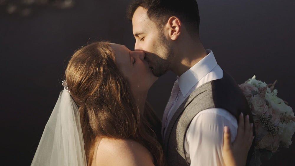 suffolk wedding videographer white dove barns lily james