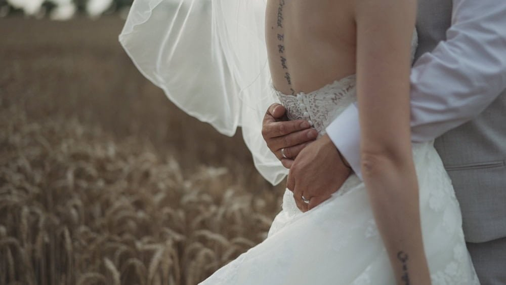 norfolk wedding videographer diy wedding lauren pete