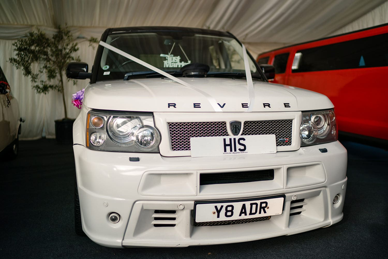 Find your Wedding Car in Norwich