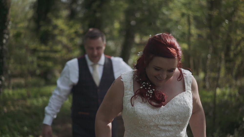 norfolk wedding videographer great melton rectory kerry dan