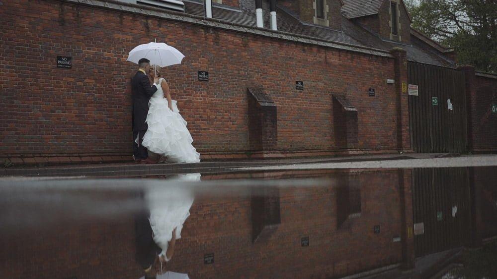 norfolk wedding videographer dunston hall sam ryan