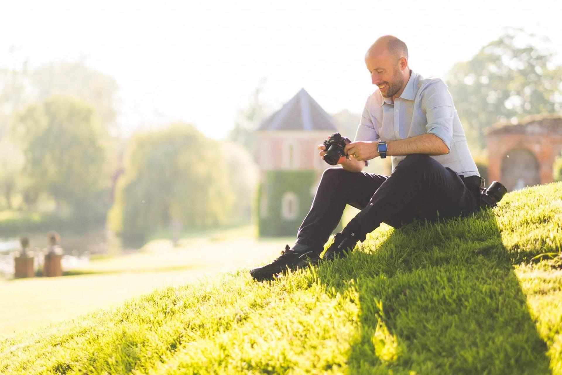 Suffolk Wedding Videographer Mike Savory
